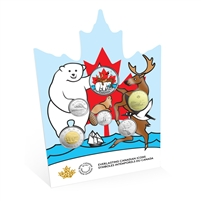2019 Everlasting Canadian Icons Circulation Set