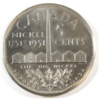 1951 Refinery Large Medallion made of Nickel (Mega16)
