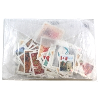"100x Postage Paid ""P"" ($1.00 value) Stamps - Brand New Unused from Canada Post, 100Pcs"