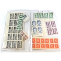 Group Lot of Various MNH  unused (brand new) Canada Stamps (1950's & up). 46 Stamps.
