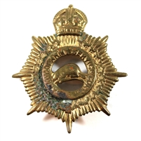 Canadian Army Service Corps Badge