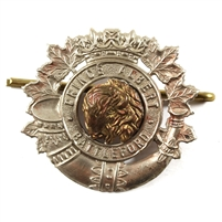Canadian Army Prince Albert & Battleford Cap Badge