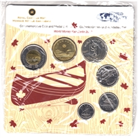 2013 Canada 'World Money Fair Berlin' 6-Coin Set