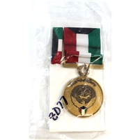 1991 Kuwait Liberation War Medal