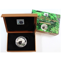 2016 Canada $20 Baby Animals - Porcupine Coin and Stamp Set (No Tax)
