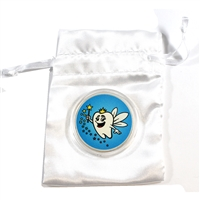 Tooth Fairy 1oz. .999 Fine Silver. No Tax
