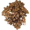 Group Lot of Assorted 1950-1959 USA Wheat Pennies, 800Pcs