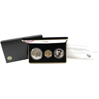 2015 United States Marshals 225th Anniversary 3-Coin Proof Set