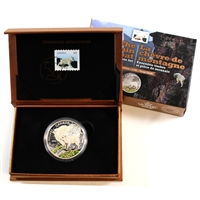 2015 Canada $20 Baby Animals - Mountain Goat Fine Silver Coin & Stamp Set (No Tax)