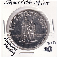 1981 The Sherritt Mint Commemorating the Plant Opening in Fort Saskatchewan