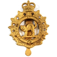 Ontario Regiment Cap Badge