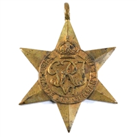 Commonwealth WWII 1939-1945 Star