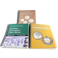 2018 Charlton Combo: Volume 1 (71st), Volume 2 (8th) & Paper Money (30th).