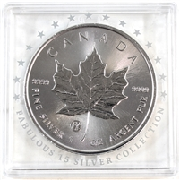 2018 Canada $5 .9999 Silver Maple Leaf 1oz with F15 Privy (No Tax)