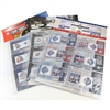 SPECIAL! Official NHL Stamp Cards from 2000, 2001 & 2002 issued by Canada Post & NHL