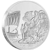 2016 Niue $2 Creatures of Greek Mythology - Sirens Silver (No Tax)