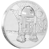 2016 Niue $2 Star Wars Classic - R2D2 1oz. Silver Proof (TAX Exempt)