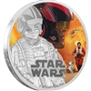 2016 Niue $2 Star Wars: The Force Awakens - Poe Dameron (No Tax)