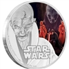 2017 Niue $2 Star Wars: The Last Jedi - Supreme Leader Snoke Fine Silver (No Tax)
