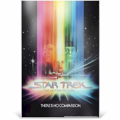 2018 New Zealand Star Trek: The Motion Picture 35g Pure Silver Foil (No Tax)