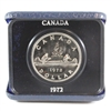 1972 Canada Cased Nickel Dollar Proof-Like.