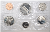 1973 Canada Small Bust Variety Proof Like Set