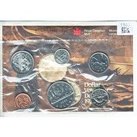 1985 Canada Proof Like Set