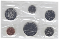 1987 Canada Proof Like Set