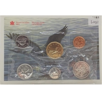 1988 Canada Logo Variety Proof Like Set