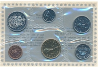 1990 Canada Proof-Like PL Coin Set