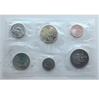 1993 Canada Proof Like Set