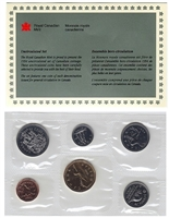1994 Canada Proof Like Set
