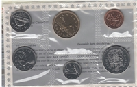 1995 Canada Proof Like Set