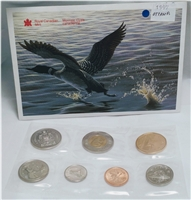 1997 Canada Ottawa Proof Like Set
