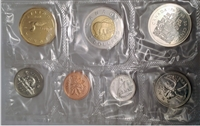 1998W Canada Winnipeg Proof Like Set