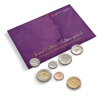 2003W Canada Special Edition Coronation Proof Like Set