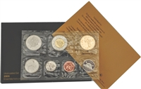 2005 Canada Regular Proof Like Set