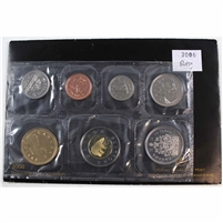 2006 Canada Regular Proof Like Set