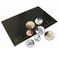 2008 Canada Proof Like Set