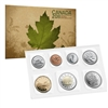 2011 Canada Regular Uncirculated Proof Like Set