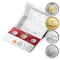 2013-2014 Canada Special Edition Uncirculated Proof Like Set