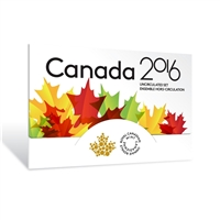 2016 Canada Uncirculated Proof Like Set