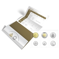 2018 Classic Canadian Uncirculated Proof Like Set