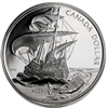 2004 Canada First French Settlement Proof Silver Dollar (No Tax)