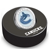 2009 Canada 50-cent Vancouver Canucks Hockey Coin Puck