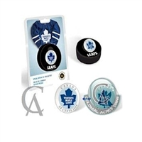 2009 Canada 50-cent Toronto Maple Leafs Hockey Coin Puck