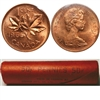 1965 Canada 1-cent Original Roll of 50pcs