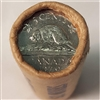 1979 Canada 5-cents Original Roll of 40 pcs