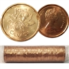 1984 Canada 1-Cent Original Roll of 50 pcs