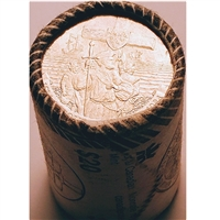 1984 Canada Jacques Cartier Dollar Original Roll of 20pcs.